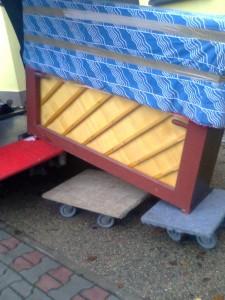 pianina transport