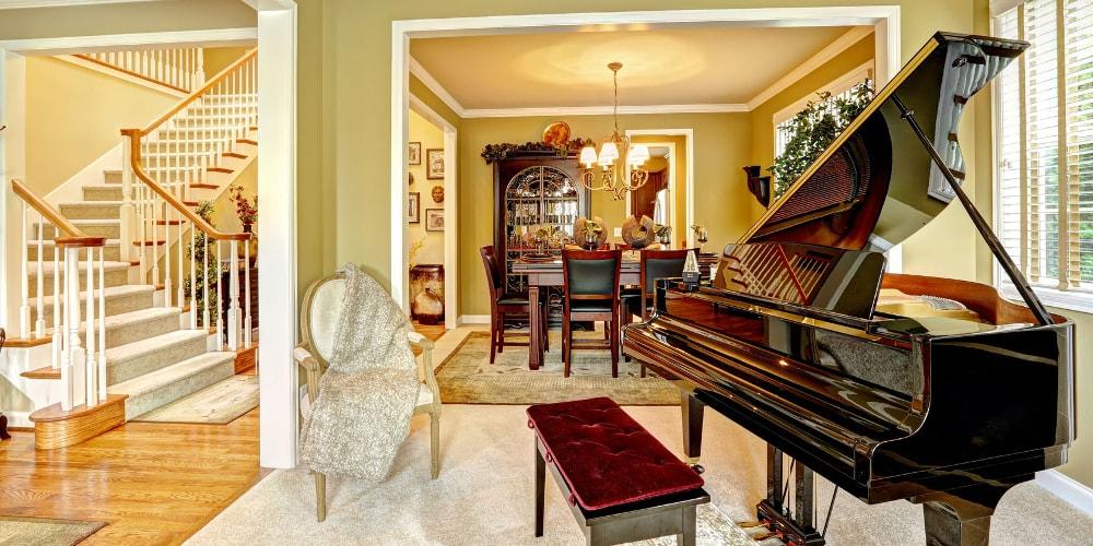 Bezpieczny przewóz pianin i fortepianów